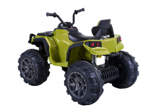 Mini ATV electric Quad Offroad 90W 12V STANDARD #Verde2