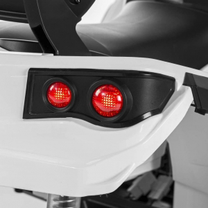 Mini ATV electric Quad Offroad cu Telecomanda STANDARD #Alb3