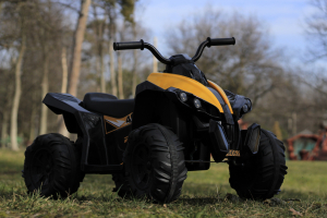 Mini ATV electric Tiger 30W STANDARD #Galben2