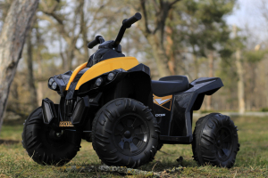 Mini ATV electric Tiger 30W STANDARD #Galben1