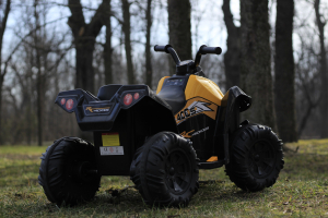 Mini ATV electric Tiger 30W STANDARD #Galben3
