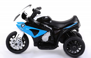 Mini Motocicleta electrica BMW S1000RR STANDARD #Albastru7