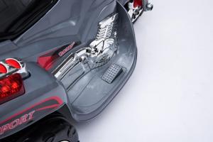 Mini Motocicleta electrica cu 3 roti 183099 STANDARD #Argintiu1