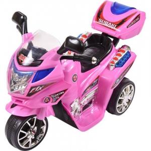 Mini Motocicleta electrica C051 35W cu 3 roti STANDARD #Roz1