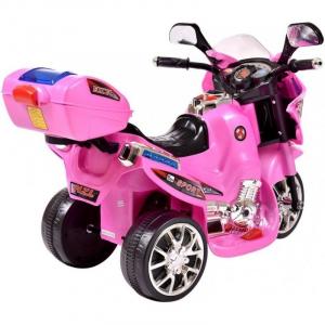 Mini Motocicleta electrica C051 35W cu 3 roti STANDARD #Roz4