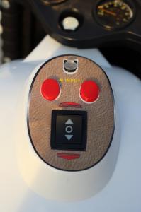 Mini Motocicleta electrica cu 3 roti LQ998 STANDARD #Alb7