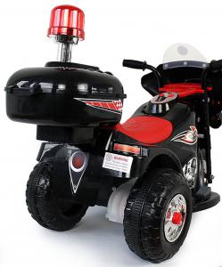 Mini Motocicleta electrica cu 3 roti LQ998 STANDARD #Negru3