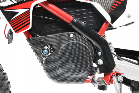 Motocicleta electrica pentru copii Eco Gazelle 500W 24V #Verde [1]