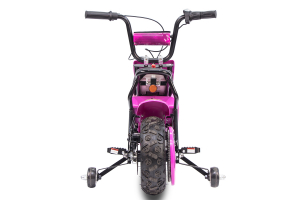 Mini Motocicleta electrica pentru copii NITRO ECO Flee 250W #Roz1