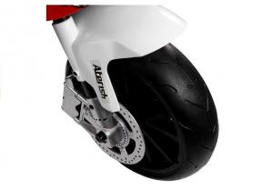 Motocicleta electrica cu roti ajutatoare BMW S1000RR PREMIUM #Rosu7
