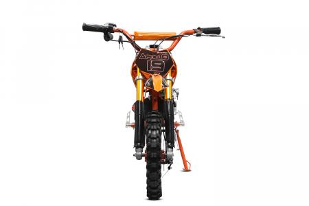 Motocicleta electrica pentru copii Apollo 1000W, portocaliu [3]
