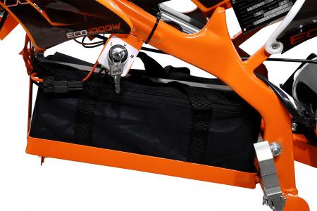 Motocicleta electrica pentru copii Apollo 1000W, portocaliu [14]