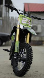 Motocicleta electrica Eco Tiger 1000W 36V 12/10 #Verde1