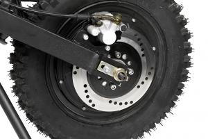 Motocicleta electrica Eco NRG 500W 48V 12/10 #Portocaliu14