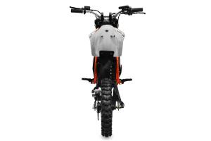 Motocicleta electrica Eco NRG 500W 48V 12/10 #Portocaliu5