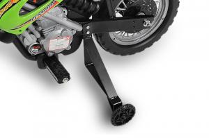 Motocicleta electrica pentru copii BJ014 45W 6V STANDARD #Verde [2]