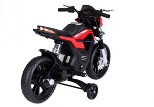 Motocicleta electrica pentru copii BJT5158 45W 6V STANDARD #Rosu4