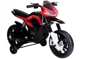 Motocicleta electrica pentru copii BJT5158 45W 6V STANDARD #Rosu0