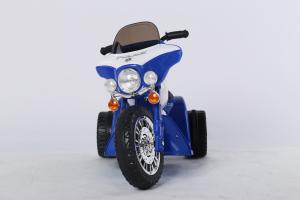 Motocicleta electrica pentru copii, POLICE JT568 35W STANDARD #Albastru1