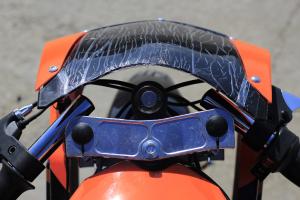 Motocicleta electrica Pocket Bike NITRO Eco TRIBO 1060W 36V #Orange7