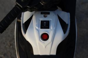 Motocicleta electrica pentru copii LQ158 20W STANDARD #Alb5