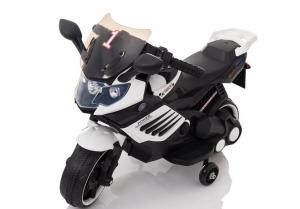 Motocicleta electrica pentru copii LQ158 20W STANDARD #Alb0