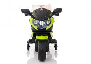Motocicleta electrica pentru copii LQ158 20W STANDARD #Verde2
