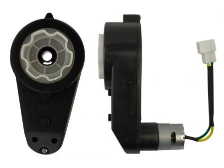 Motoreductor 12V / 10000 RPM pentru atv electric1