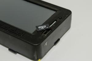 Music Player Mp4 & Card SD pentru masinuta electrica1