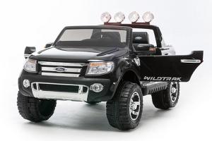 Masinuta electrica Ford Ranger F150 STANDARD 2x35W 12V #Negru0