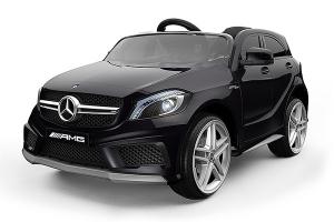 Masinuta electrica Mercedes A45 AMG PREMIUM 12V #Negru0