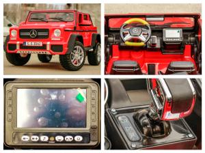 Mercedes Maybach G650, masinuta electrica copii [8]