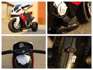 Mini Motocicleta electrica BMW S1000RR STANDARD #Rosu7
