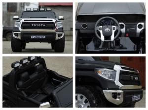 Kinderauto Toyota Tundra 2x45W PREMIUM #Negru7