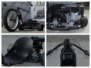 Motocicleta NITRO Drift-TRIKE 200cc Roti 26/116