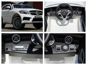 Masinuta electrica Mercedes A45 AMG PREMIUM 12V #ALB7