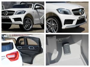 Masinuta electrica Mercedes A45 AMG PREMIUM 12V #ALB8
