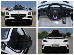 Masinuta electrica Mercedes SLS AMG PREMIUM #ALB6