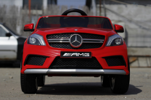Kinderauto Mercedes A45 AMG PREMIUM 12V #Rosu2