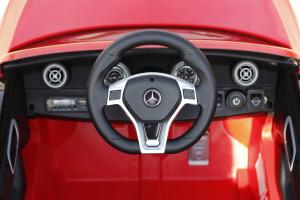 Kinderauto Mercedes A45 AMG PREMIUM 12V #Rosu5