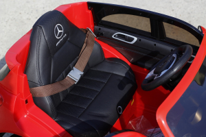 Kinderauto Mercedes A45 AMG PREMIUM 12V #Rosu6