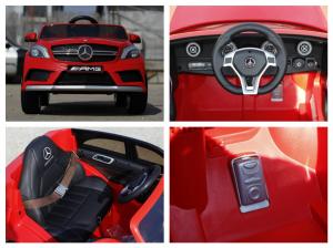Kinderauto Mercedes A45 AMG PREMIUM 12V #Rosu7