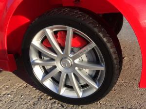 Masinuta electrica Mercedes S63 12V PREMIUM #ROSU8