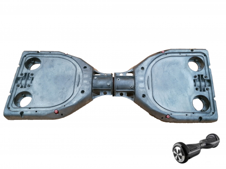 Sasiu metalic pentru Hoverboard 6.5 inch [0]