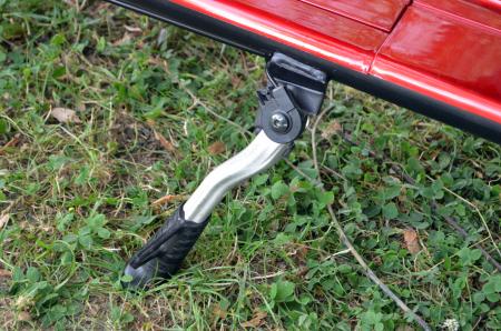 Scuter electric pentru adulti Solley SMD-U1 #RED Wine, 2000W putere, baterie 60V 20Ah, inmatriculabil [5]
