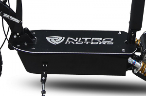 Trotineta electrica Twister 500W 36V Omologat + Suport bagaje4