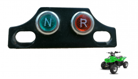 Suport metal cu indicator treapta viteza neutru/marsarier0