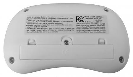 Telecomanda pentru masinuta electrica HL1638, HL2788 [1]