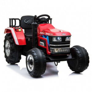 Tractoras electric HL-2788 cu telecomanda STANDARD #Rosu0
