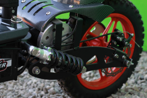 Trotineta electrica Twister Crosser X1 1000W 36V 10 Inch2